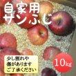 画像1: 自家用サンふじ10kg(モミ殻入り) (1)